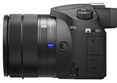 Sony-RX10-linke Seite