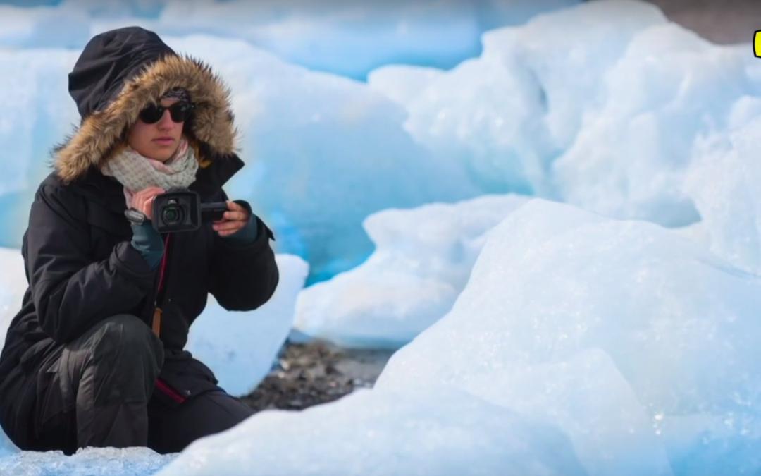 """Tele Top: """"Jugendliche sollen dank Arktis-Expedition auf Klimawandel aufmerksam machen"""""""