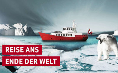 10vor10 Doku Serie über das Swiss Arctic Project